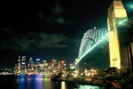 Harbor Bridge • Sydney • New South Wales • AUSTRÁLIE