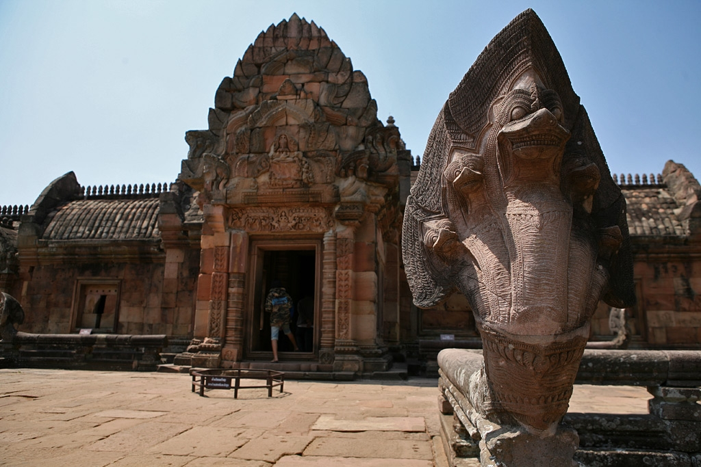 Had naga • Phanom Rung