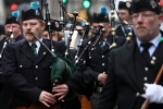 Flanders Memorial Pipe Band • Den sv. Patrika, Picadilly