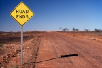 Road Ends • Breakaways • South Australia
