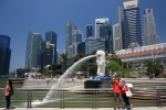 Merlion a CBD